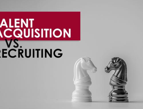 Weshalb dem Talent Acquisition Manager eine Schlüsselrolle zusteht, dem klassischen Recruiter aber nicht